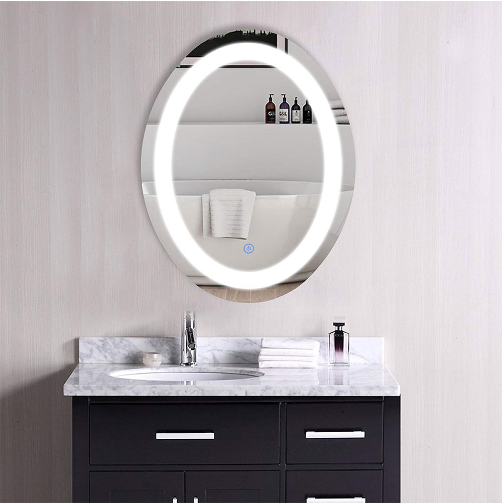 CO-Z Oval BATHROOM MIRROR