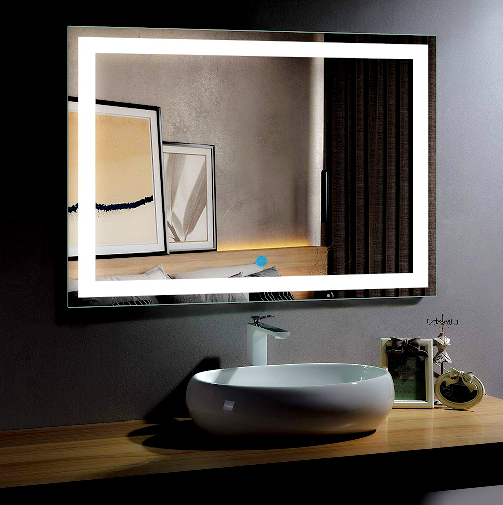 E-CK010-D BATHROOM MIRROR WITH LED