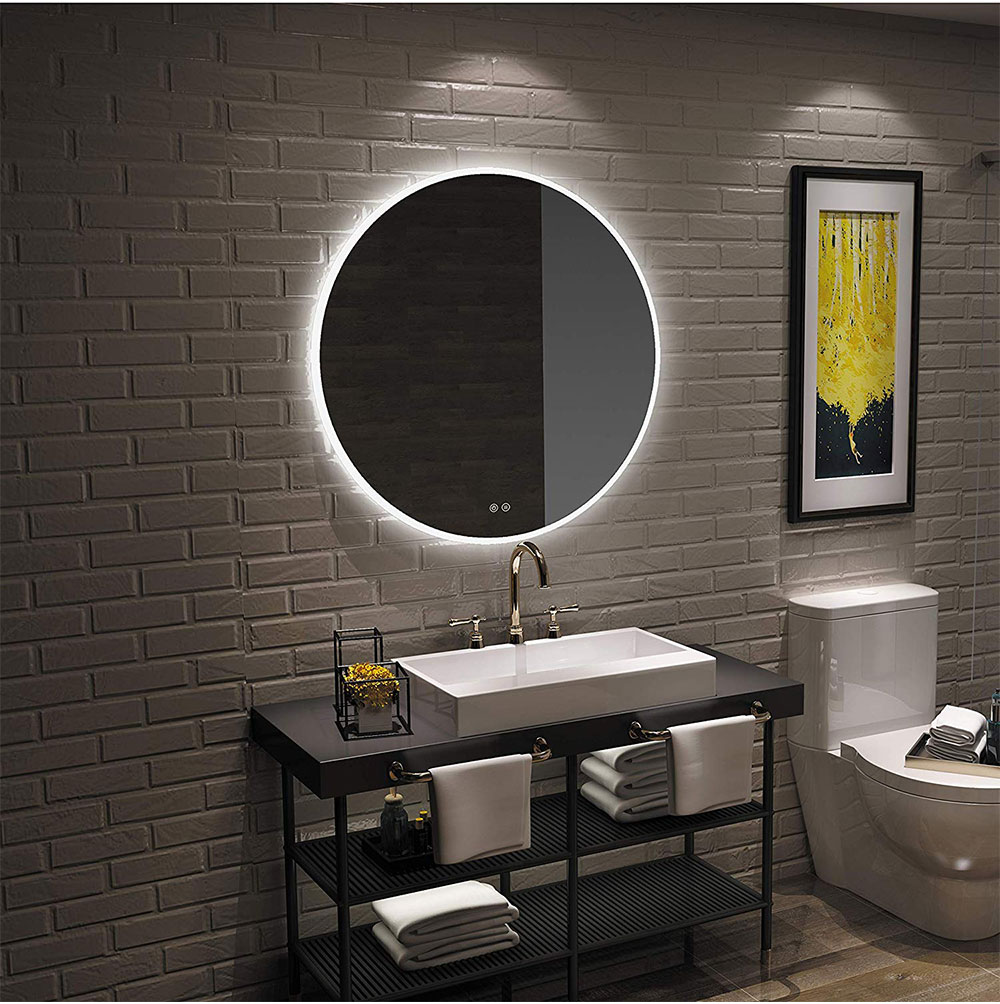 LStripM BATHROOM MIRROR