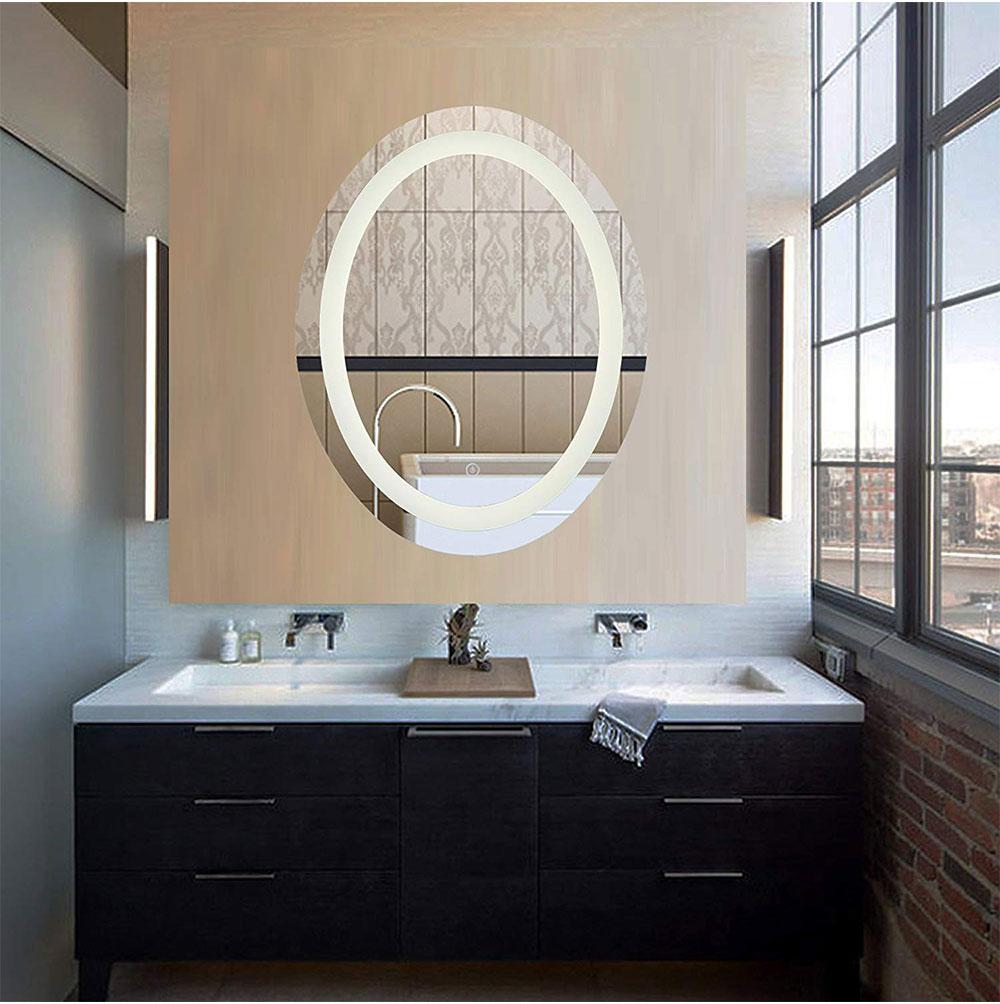 CO-Z Oval BATHROOM MIRROR