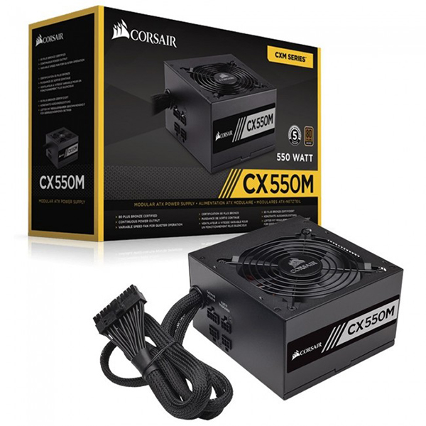 CORSAIR CX 550 80 BRONZE